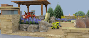 WLCA Garden Expo Nature Play