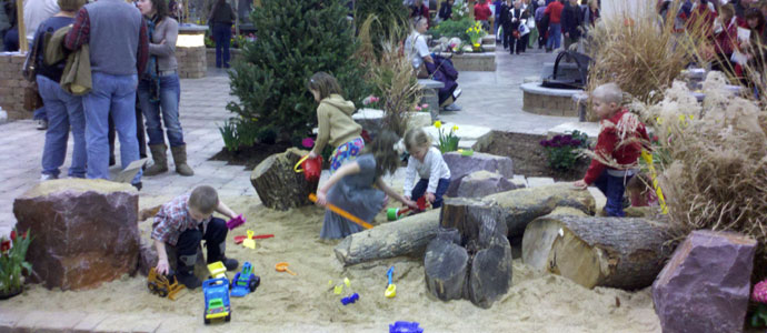 Childrens' Nature Playground